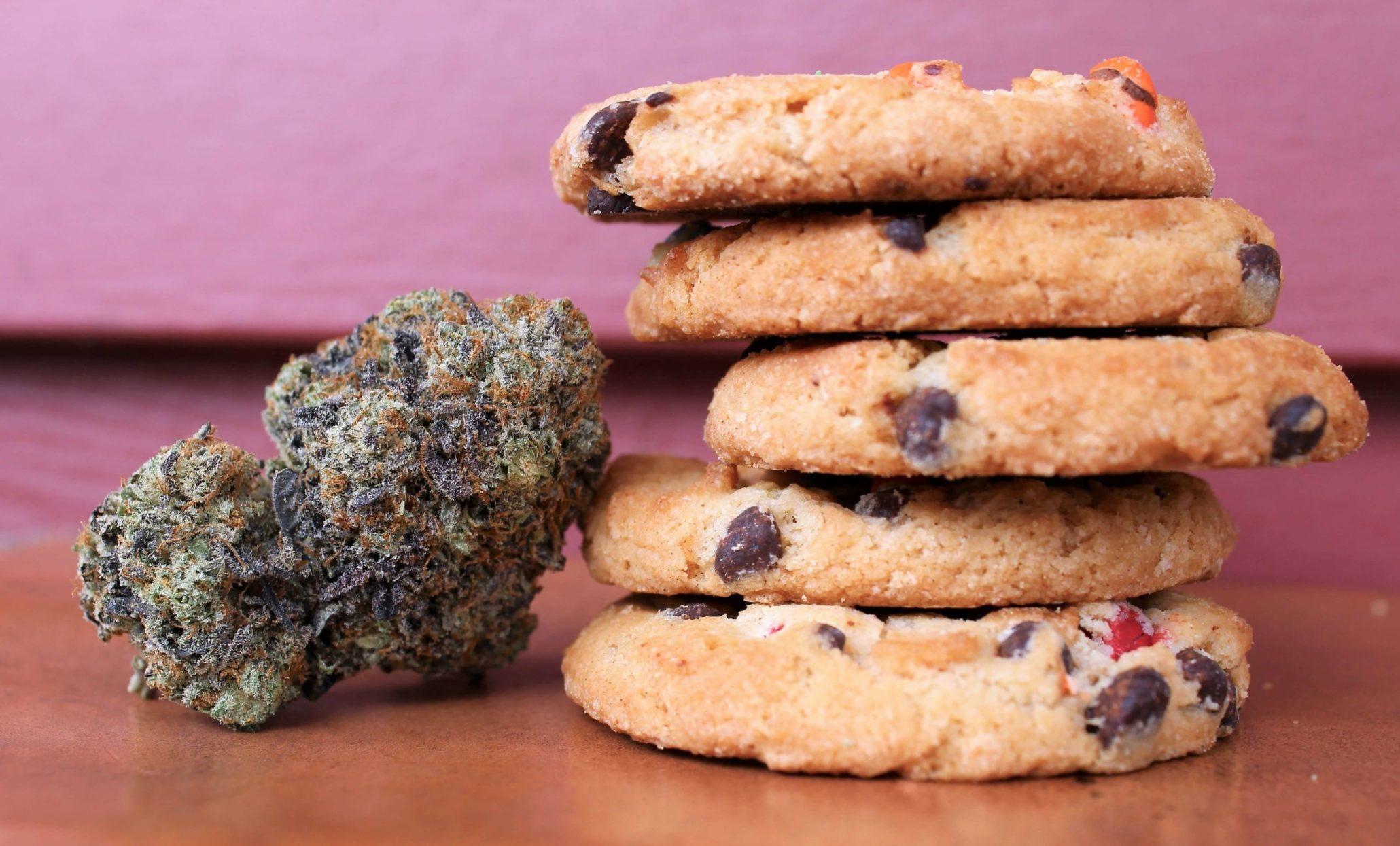 marijuana infused cookies